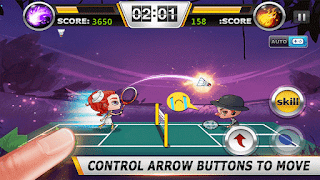 Badminton 3D MOD APK (Mod Money) Updated Terbaru - wasildragon.blogspot.com