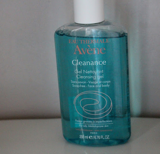 Avene Cleanance Review