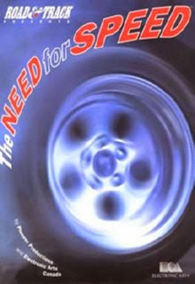 Need for Speed 1 Cover Art, The Need for Speed