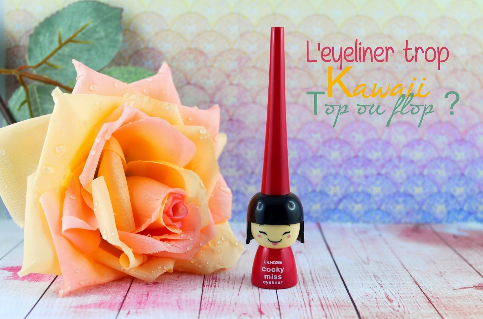 L'eyeliner trop kawaii  Born Pretty Store : Top ou Flop ?