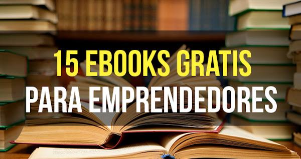ebooks gratis para emprendedores