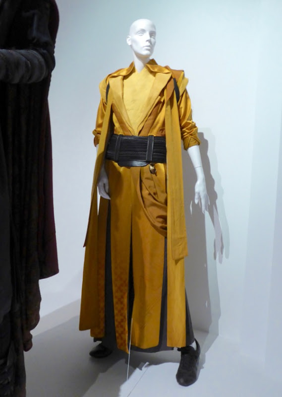 Tilda Swinton Doctor Strange Ancient One movie costume
