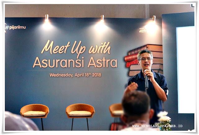Asuransi Astra program kampanye Pijar Ilmu