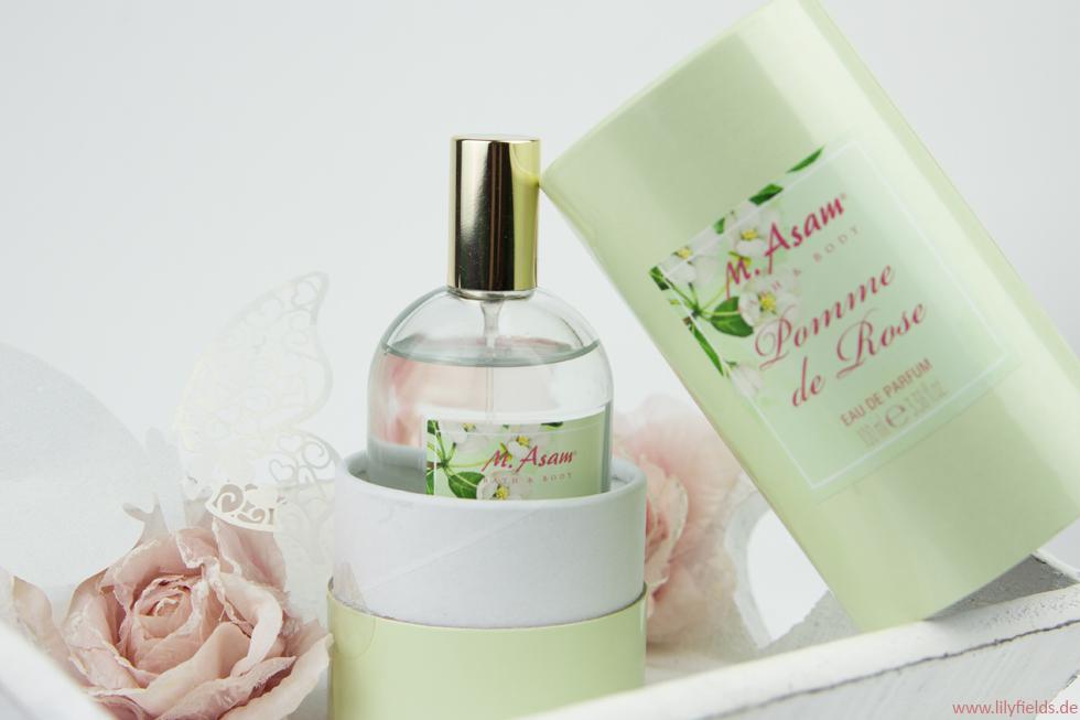 M. Asam® POMME DE ROSE - Eau de Parfum