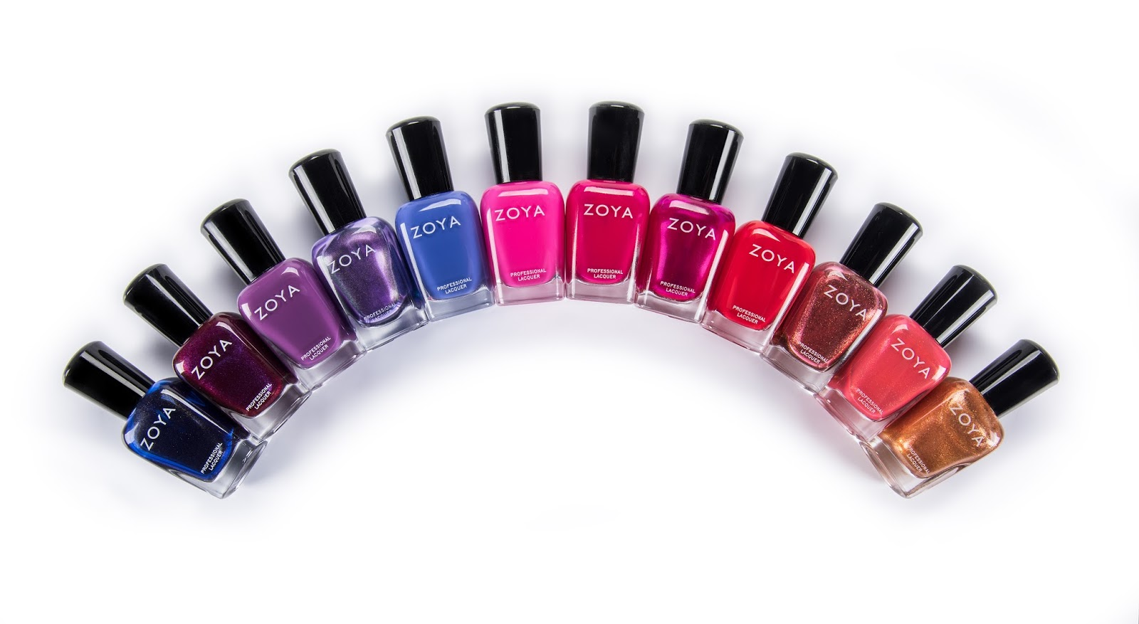 Umas nail art zoya party girls mysterious moody and electric in one the party girls zoya collection mixes a variety of finishes and tones to make sure all eyes are on you at any winter prinsesfo Choice Image