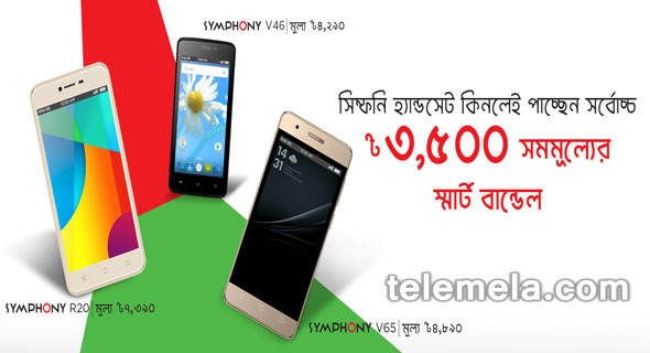 robi symphony handset offer