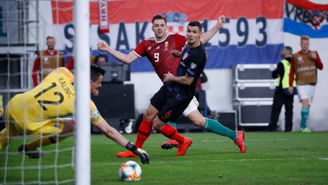 Horvát lapok: a válogatottnak össze kell szednie magát, ha ki akar jutni az Eb-re