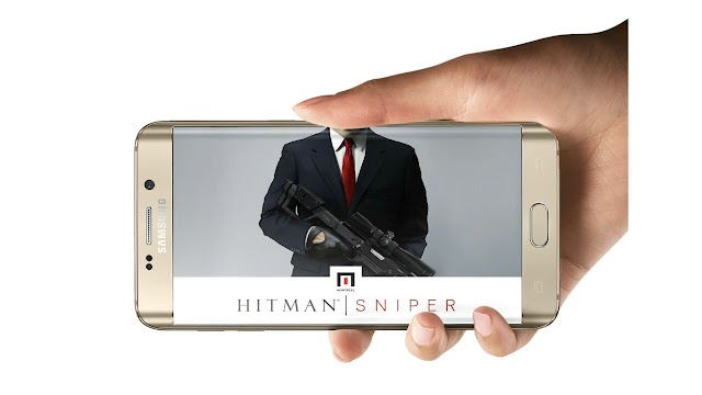 HITMAN SNIPER Mod apk and data on android highly compressed