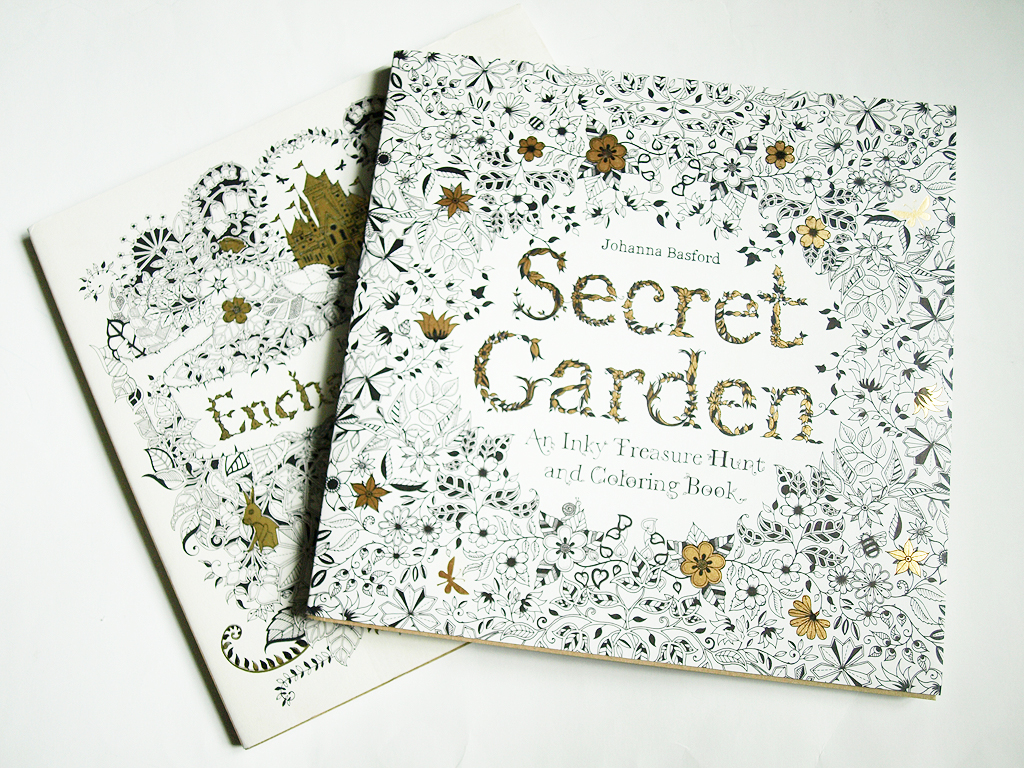 From Coffee Table Design Books To Games For Kids And Adults They Also Have An Expansive Collection Of Adult Coloring Like Johanna Basfords