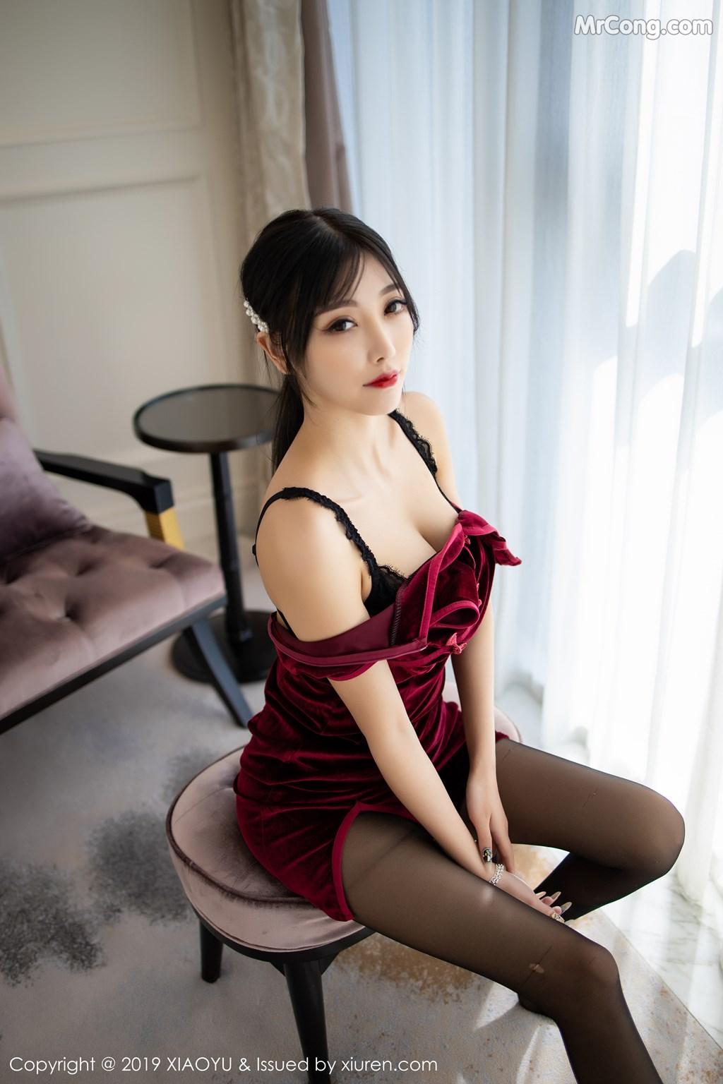 XiaoYu Vol.152: Yang Chen Chen (杨晨晨sugar) (58P)