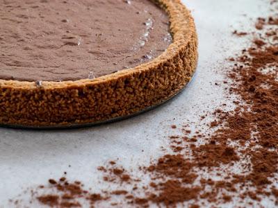 Συνταγή της Ημέρας: Τάρτα Σοκολάτας