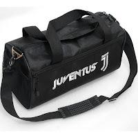Tas Duffel Bag Bola Juventus