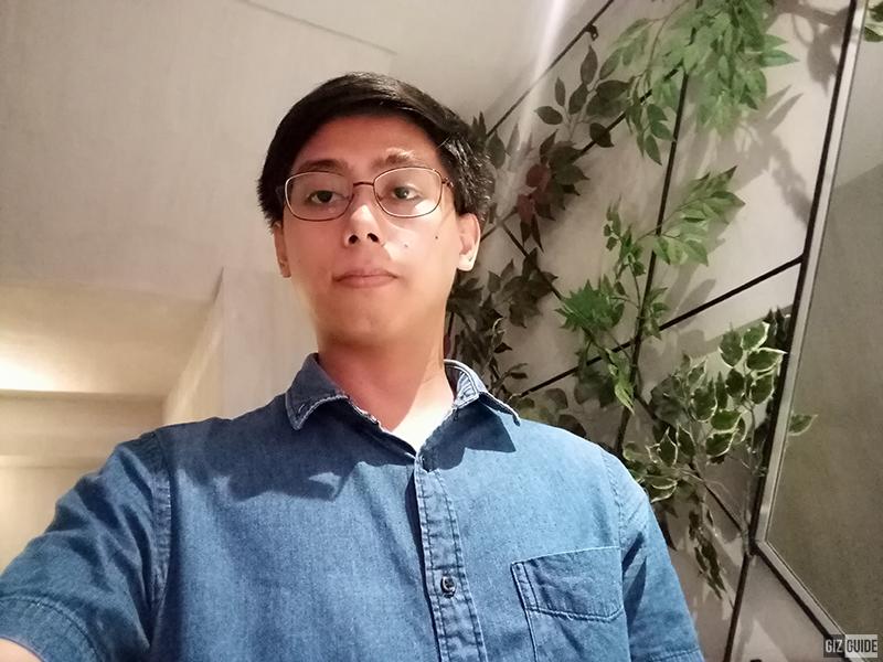 Dim selfie Y6 Pro 2019