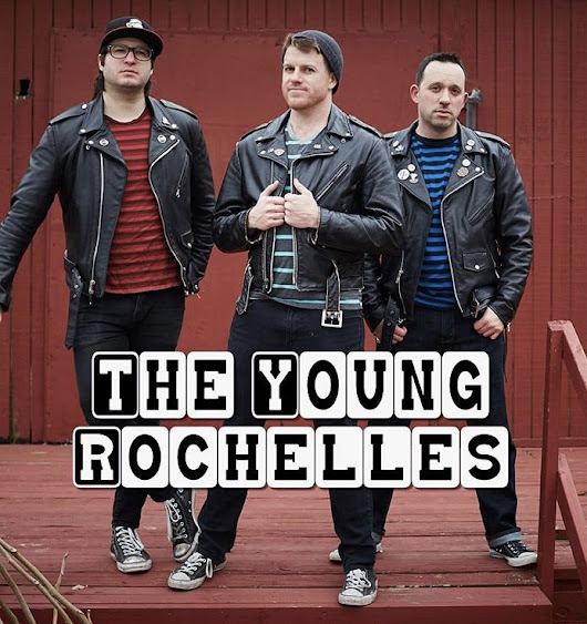 The Young Rochelles - Organ Trade