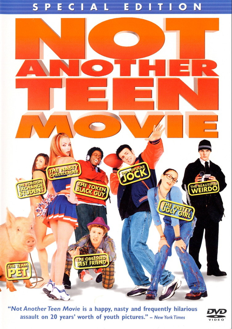not another teenage movie stream
