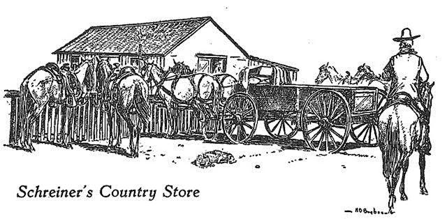 Charles Schreiner original store