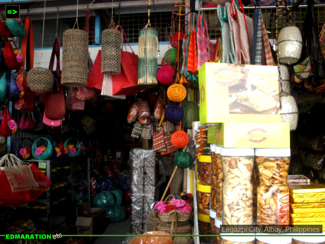 Bicol] ▻ The Cultural Shopping: Things to Buy in Bicol