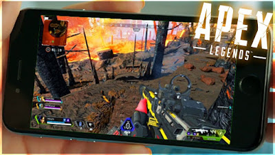 APEX LEGENDS MOBILE VERSION FOR ANDROID/IOS | APEX LEGENDS BETA APK FOR ANDROID | 2019