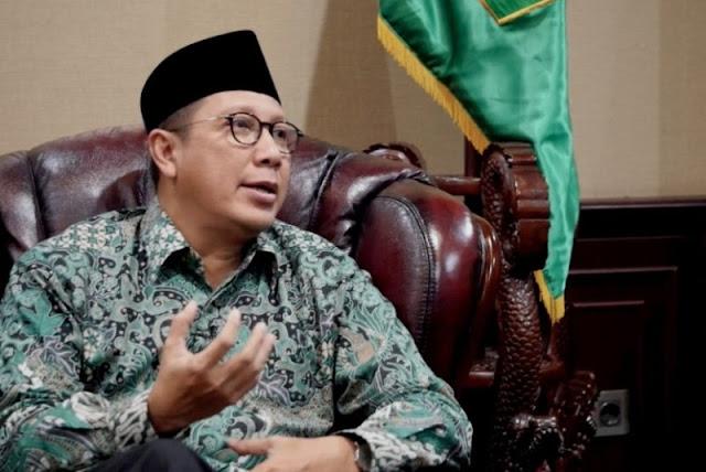 Menteri Agama: Jangan Ceramah Politik di Rumah Ibadah