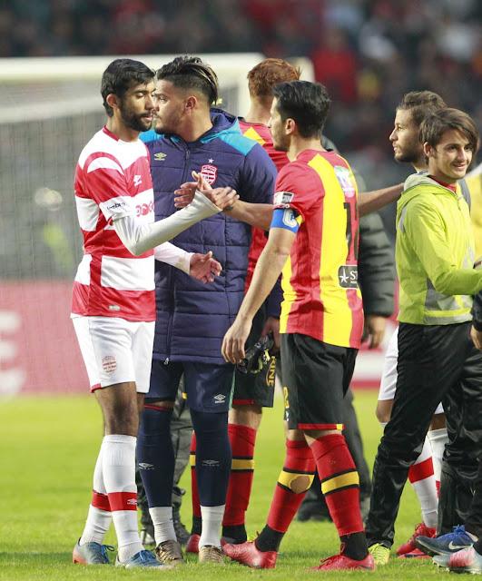4 اسلحة نارية جديدة تعزز صفوف الترجي الرياضي التونسي في كأس السوبر ضد النادي الافريقي