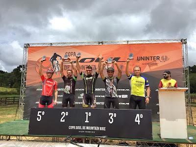 Equipe de Ciclismo Registrenses participa de competições de MTB e Speed