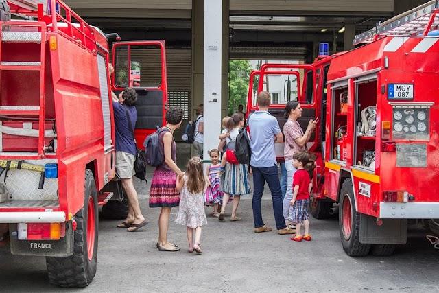 Idén is megnyílnak a tűzoltóságok a gyereknap alkalmából szombaton