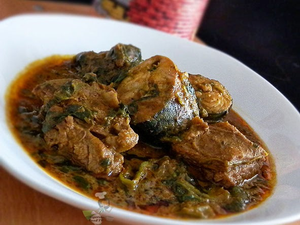 ofe akwu, banga stew, Nigerian Food Recipes, Nigerian Food TV