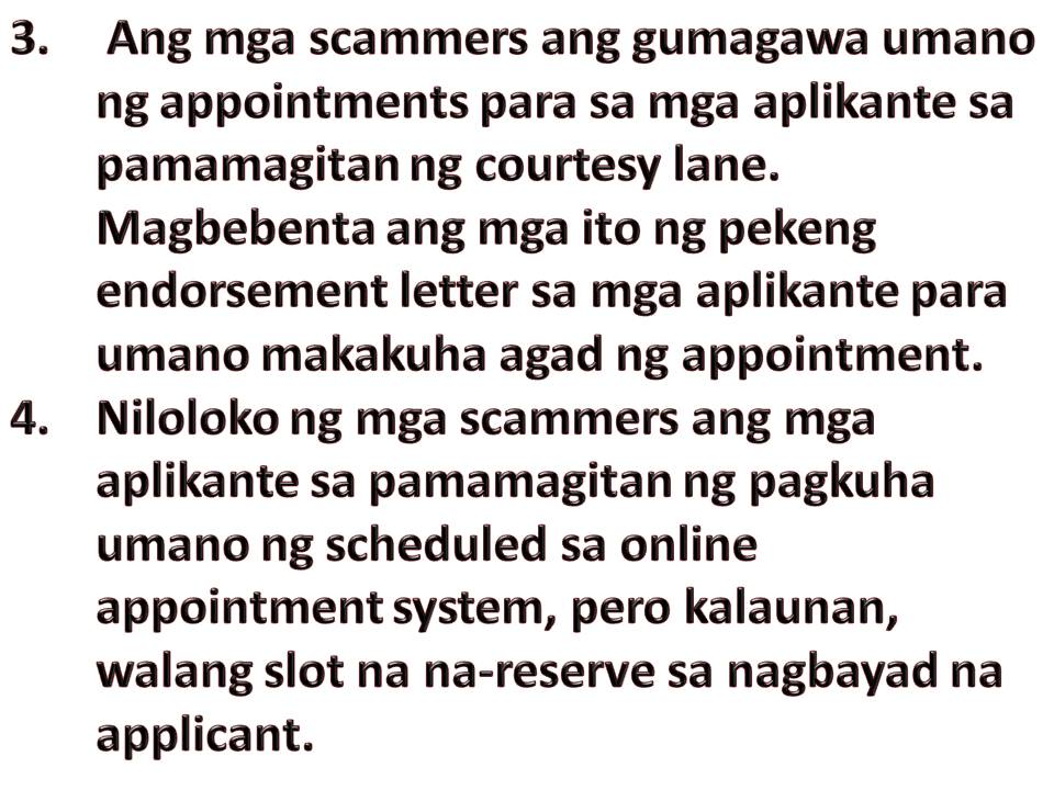 Image Result For Dfa Passport Appointment