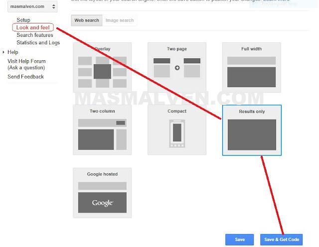 Cara Membuat Related Post Dengan Google CSE 3
