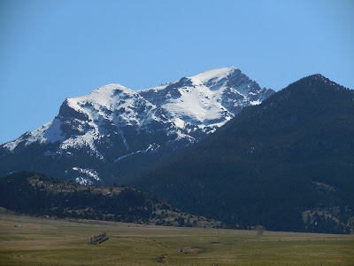 The Sphinx, Madison Range, Montana