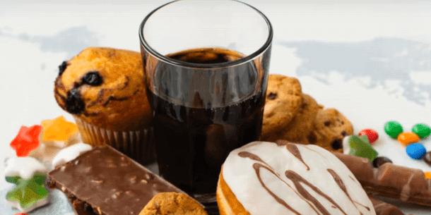 Makanan yang Mengandung Tinggi Gula