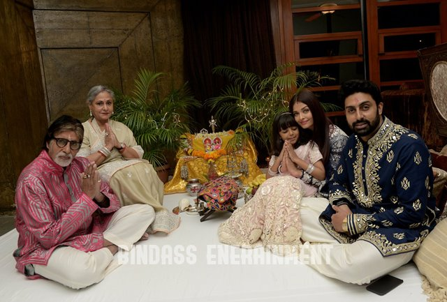 Aishwarya Rai Family1
