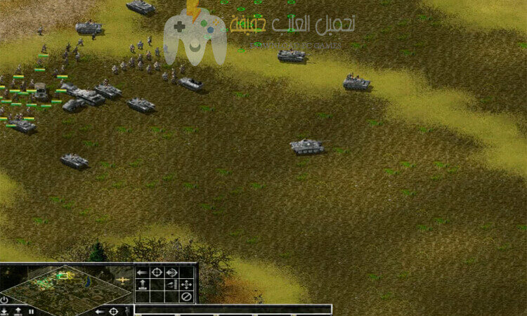 تحميل لعبة الحرب العالمية الثانية 2 برابط مباشر