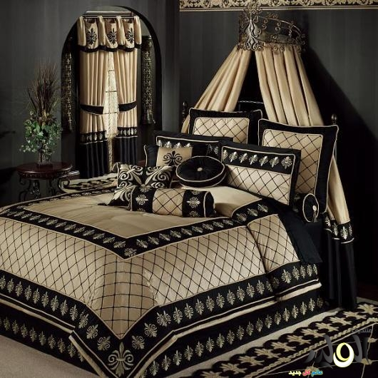 curtain styles for bedroom of modern times