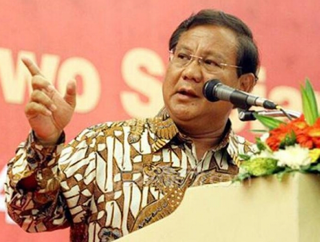 """Bondan """"Maknyus"""" Meninggal, Prabowo Ikut Berduka"""