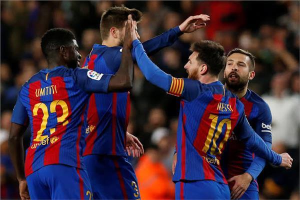 """احلام برشلونة تتبخر فى ضم """"ماكينة الاهداف"""""""