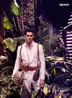 Rhys Pickering for GQ Style Spain by Diego Merino