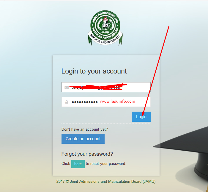 JAMB CAPS: Admission Status Checking Guidelines | 1995 - Till Date (PHOTOS)
