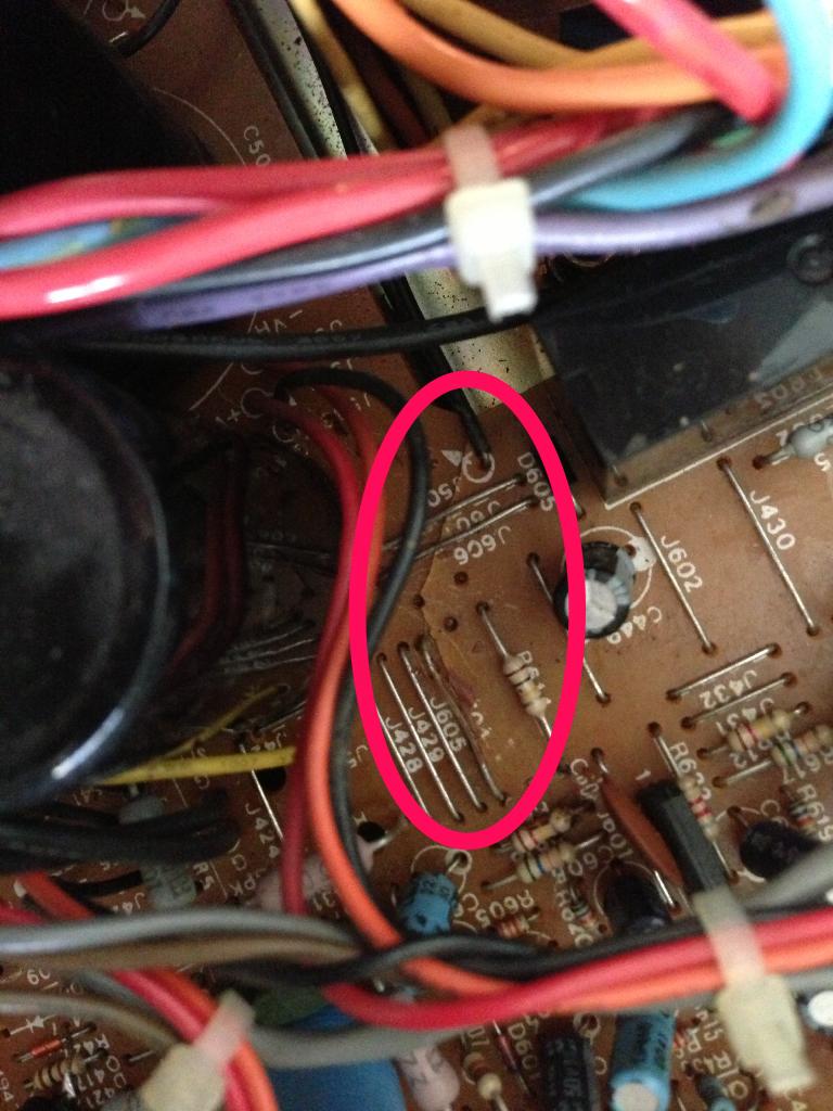Dad-Geek-Gamer: In That Order: Repairing Vintage Audio Gear