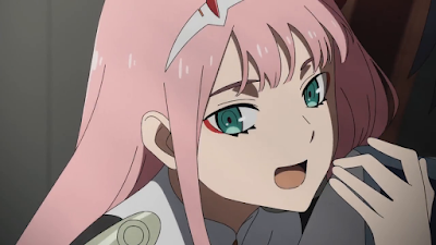 Darling in the FranXX Episode 7 Subtitle Indonesia