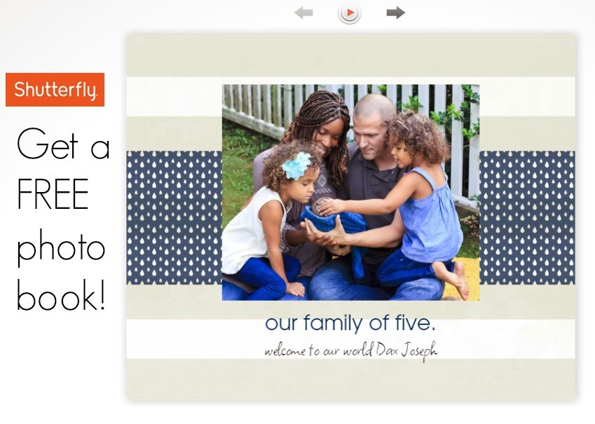 Dax's Newborn Pictures and Shutterfly Offers Galore - Pretty