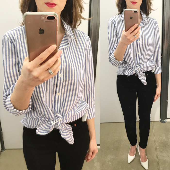 9e692130 Daily Style Finds: Try On Session + Spring Skirts