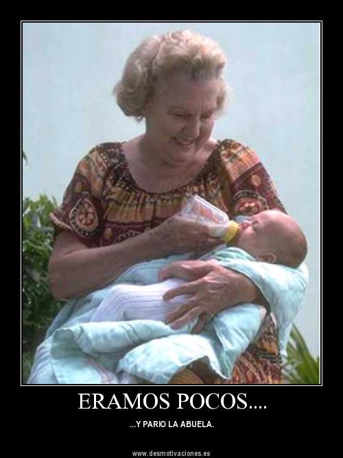 201 Ramos Pocos Y Pari 243 La Abuela Do You Know What It Means