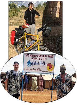 Ciclismo por Agua