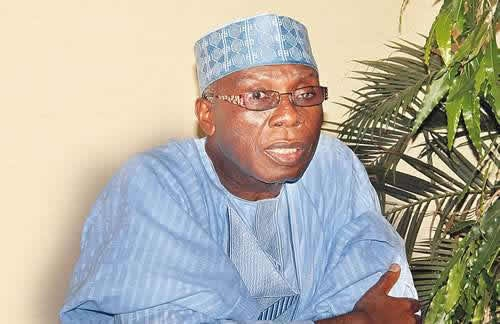 Audu Ogbe loses PVC, fails to vote