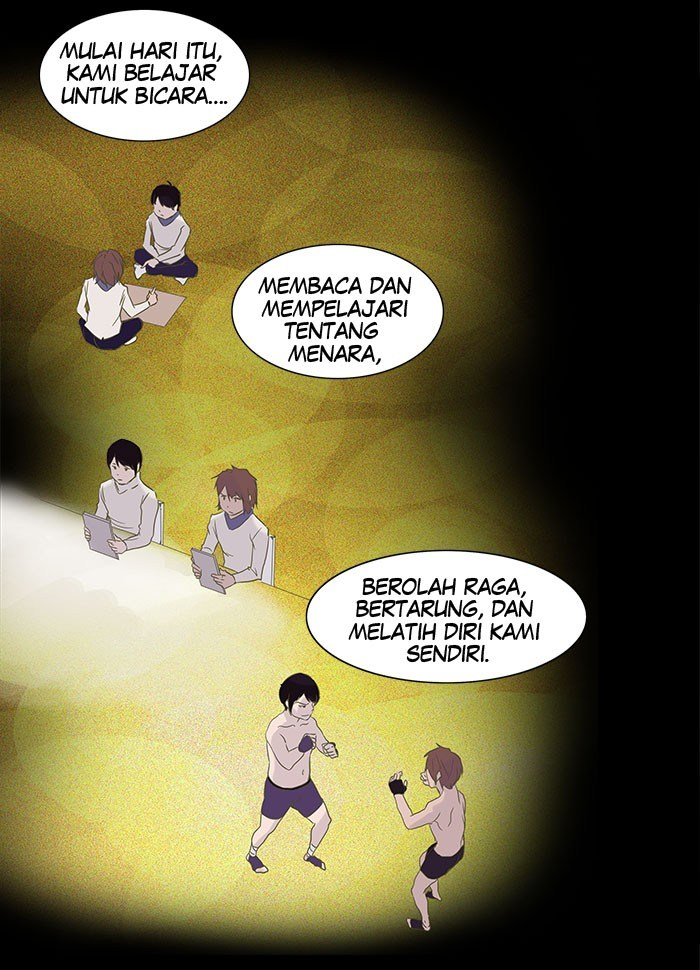 Tower of God Bahasa indonesia Chapter 121