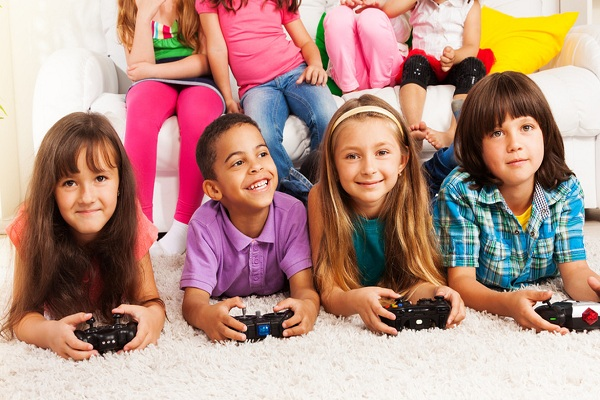 Video games for kids