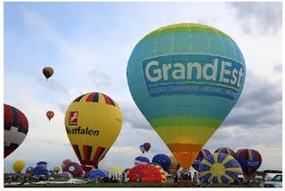 La Team Grand Est prend son envol au Mondial Air Ballons® 2017 !