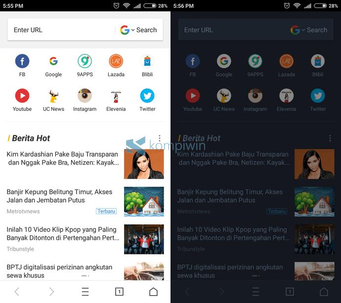 uc browser terbaik android