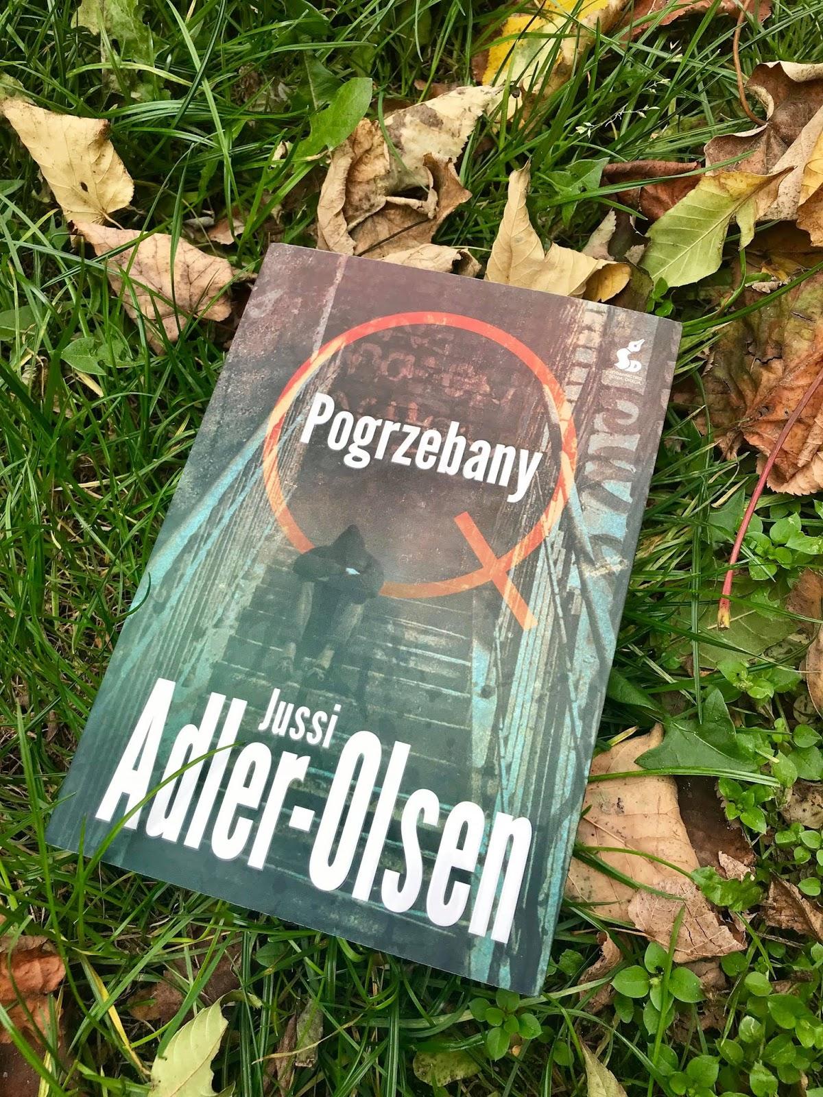 Jussi Adler-Olsen - Pogrzebany